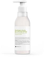 Kup Nawilżające mleczko do ciała Argan i aloes - Botanicapharma Body Lotion Argan & Aloe