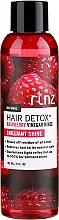 Kup Nabłyszczająca płukanka do włosów - Rinz Hair Detox