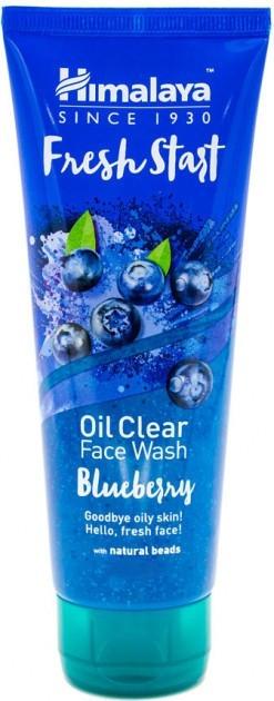 Żel do mycia twarzy Borówka - Himalaya Herbals Fresh Start Oil Clear Face Wash — фото N1