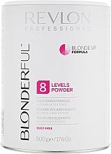 Kup Puder rozjaśniający włosy o 8 poziomów - Revlon Professional Blonderful 8 Levels Lightening Powder