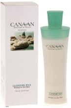 Kup Oczyszczające mleczko do skóry normalnej i suchej - Canaan Minerals & Herbs Cleansing Milk Normal to Dry Skin