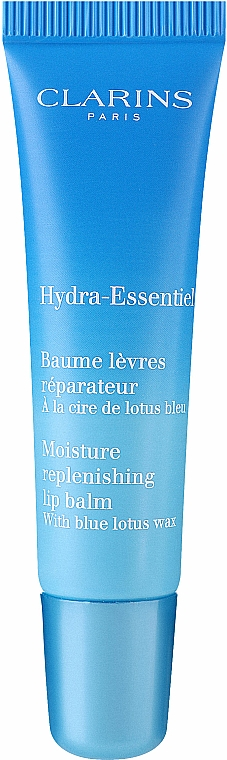 Nawilżający balsam do ust - Clarins Hydra-Essentiel Moisture Replenishing Lip Balm
