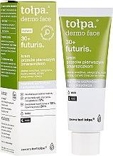 Kup Krem przeciw pierwszym zmarszczkom na noc - Tołpa Dermo Face Futuris 30+ Face Cream