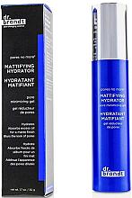 Kup PRZECENA! Matujący żel minimalizujący widoczność porów - Dr. Brandt Pores No More Mattifying Hydrator Pore Minimizing Gel *