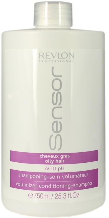 Szampon zwiększający objętość włosów - Revlon Professional Sensor Shampoo Volumizer