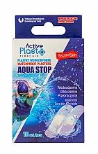 Kup Wodoodporne plastry opatrunkowe - Ntrade Active Plast First Aid Waterproof Plasters Aqua Stop
