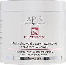 Kup Algowa maska do cery naczynkowej z dziką różą i witaminą C - APIS Professional Couperose-Stop