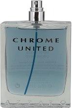 Kup Azzaro Chrome United - Woda toaletowa (tester bez nakrętki)