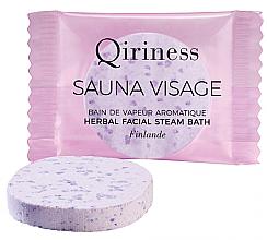 Kup Ziołowa tabletka do parowego mycia twarzy - Qiriness Sauna Visage Herbal Facial Steam Bath