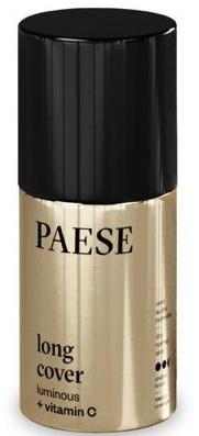 Rozświetlający podkład do twarzy - Paese Long Cover Luminous