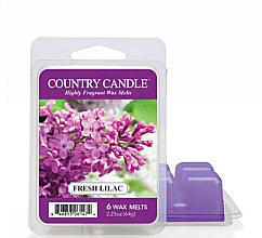 Kup Wosk zapachowy - Country Candle Fresh Lilac Wax Melts