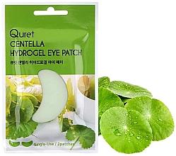 Kup Hydrożelowe płatki pod oczy - Quret Centella Hydrogel Eye Patch