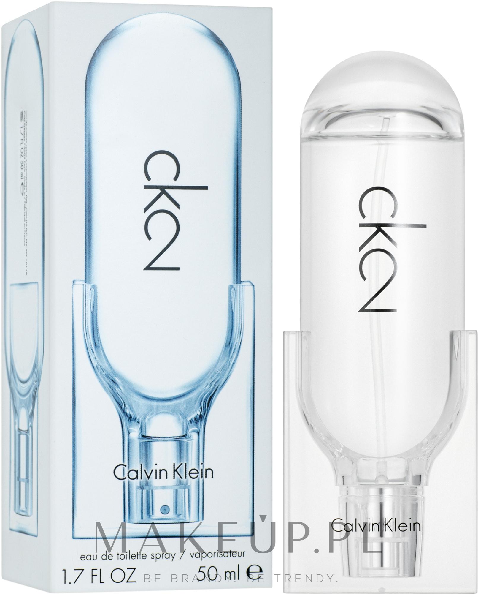 Calvin Klein CK2 - Woda toaletowa — фото 50 ml