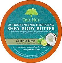 Kup Intensywnie nawilżające masło shea do ciała Kokos i limonka - Tree Hut Body Butter