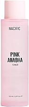 Kup Tonik do twarzy z ekstraktem z arbuza, kwasami AHA i BHA - Nacific Pink AHA BHA Toner