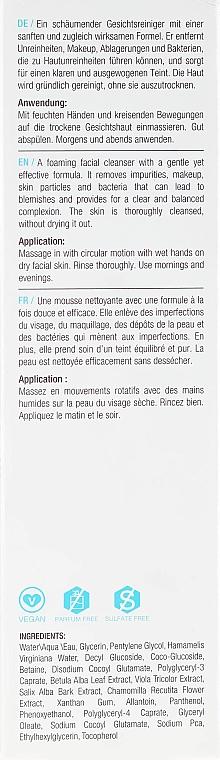 Oczyszczająca pianka do mycia twarzy - Synouvelle Cosmectics CL All-In-One Cleansing Foam — фото N3