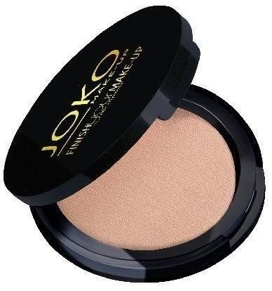 Puder w kompakcie - Joko Finish Your Make-Up Compact Powder
