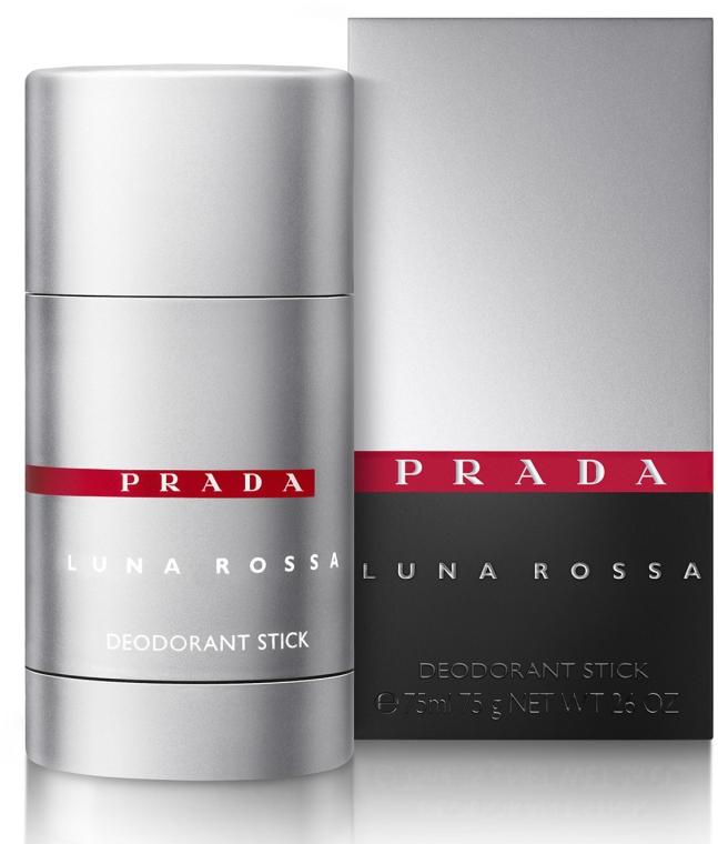 Prada Luna Rossa - Dezodorant w sztyfcie — фото N1