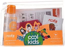 Kup Zestaw - Roofa Cool Kids (shm/gel 3 g + mask + h/gel 100 ml)