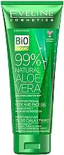 Kup Multifunkcyjny żel do ciała i twarzy - Eveline Cosmetics 99% Natural Aloe Vera