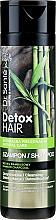 Kup Regenerujący szampon do włosów Węgiel bambusowy - Dr. Sante Detox Hair Shampoo