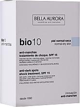 Kup Kuracja zwalczająca przebarwienia do cery suchej - Bella Aurora Bio10 Anti Spots Serum