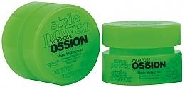 Kup Wosk matujący do włosów i brody - Morfose Ossion Matte Styling Wax Strong Holding Effect