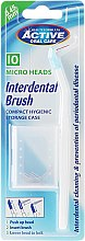 Kup Szczoteczka międzyzębowa z wymiennymi nasadkami - Beauty Formulas Interdent Brush With 10 Micro Heads