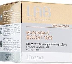 Kup Krem rewitalizująco-energizujący z murungą i witaminą C na dzień SPF 15 - Lirene Lab Therapy