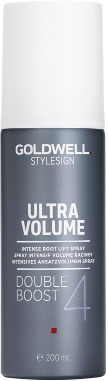 Intensywny spray unoszący włosy u nasady - Goldwell Stylesign Ultra Volume Double Boost Intense Root Lift Spray