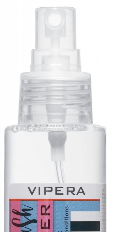 Antyseptyczny płyn do czyszczenia pędzli - Vipera Make Up Brush Cleaner — фото N2