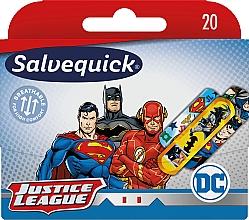 Kup Plastry dla dzieci - Salvequick Justice League