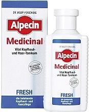 Kup Rewitalizujący tonik do przetłuszczającej się skóry głowy - Alpecin Medicinal Fresh