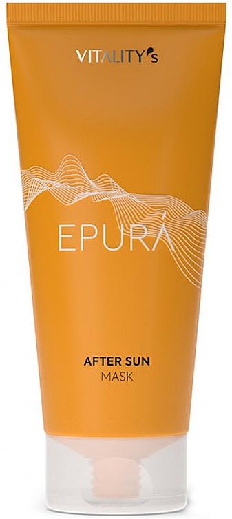 Maska do włosów po opalaniu - Vitality's Epura After Sun Mask — фото N1