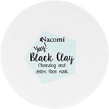 Kup Glinka czarna do twarzy - Nacomi Black Clay