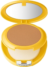 Kup PRZECENA! Puder z minerałami w kompakcie - Clinique Sun Mineral Powder Makeup SPF 30 *