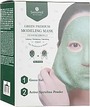 Kup Modelująca maska do twarzy - Shangpree Green Premium Modeling Mask