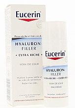 Kup Krem do twarzy - Eucerin Hyaluron-Filler Extra Riche Day Cream
