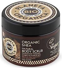 Kup Naturalny odżywczy peeling do ciała Organiczne masło shea - Planeta Organica Organic Shea Natural Body Scrub