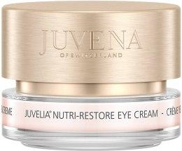 Kup Odbudowujący krem przeciwstarzeniowy do skóry wokół oczu - Juvena Juvelia Nutri Restore Eye Cream