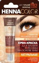 Kup Krem koloryzujący z henną do brwi i rzęs - FitoKosmetik Henna Color