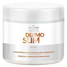 Kup Intensywnie wyszczuplająco-ujędrniająca maska do ciała - Farmona Professional Dermo Slim Intensively Slimming And Firming Mask