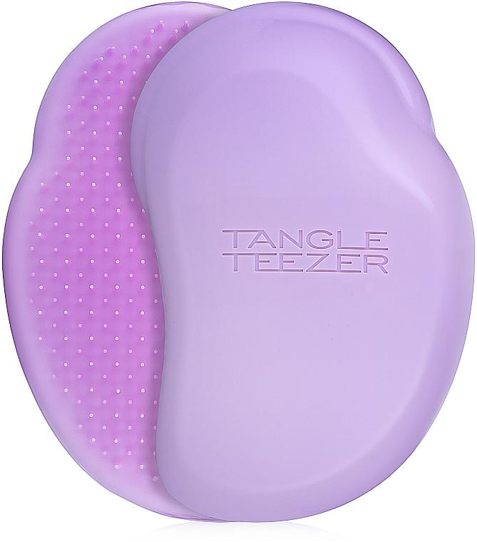 Szczotka do włosów - Tangle Teezer The Original Fine & Fragile Pink Dawn