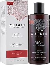 Kup Aktywny szampon przeciwłupieżowy do włosów - Cutrin Bio+ Active Anti-Dandruff Shampoo
