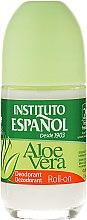 Kup Aloesowy dezodorant w kulce - Instituto Espanol Aloe Vera Roll-on Deodorant