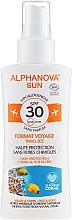 Kup Przeciwsłoneczny spray do ciała SPF 30 - Alphanova Sun Bio Spray Voyage
