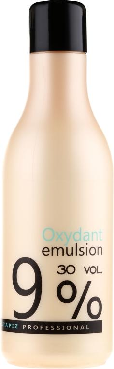 Woda utleniona w kremie 9% - Stapiz Professional Oxydant Emulsion 30 Vol. — фото N1