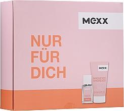 Kup Mexx Whenever Wherever For Her - Zestaw (edt/15ml + sh/żel/50ml)