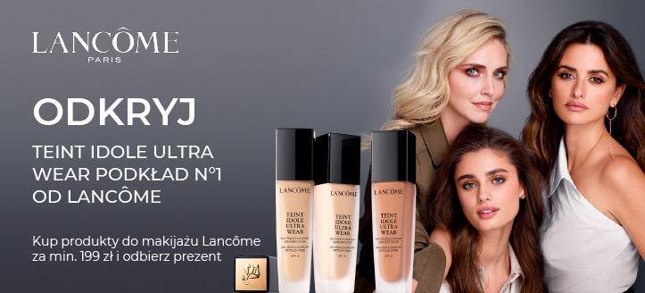 Kup produkty do makijażu od Lancôme za min. 199 zł i odbierz prezent.