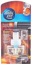 Kup Wkład do odświeżacza powietrza - Ambi Pur Air Freshener Refill Anti-Tobacco